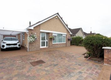 Thumbnail 3 bed detached bungalow for sale in Ffordd Nant, Rhuddlan, Rhyl