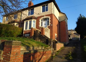 Thumbnail 4 bed semi-detached house to rent in Bolton Road, Bradford