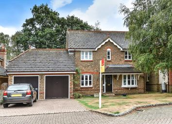 Thumbnail 4 bed detached house to rent in Lightwater GU18,