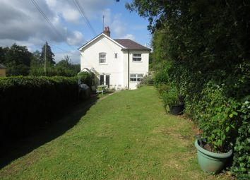 Thumbnail 4 bedroom detached house for sale in Crewkerne Road, Higher Frome Vauchurch, Dorchester
