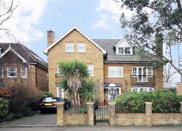 Thumbnail 2 bed flat for sale in Cromwell Road, Teddington