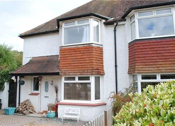 Thumbnail 3 bed semi-detached house to rent in Mill View Road, Bexhill-On-Sea, East Sussex