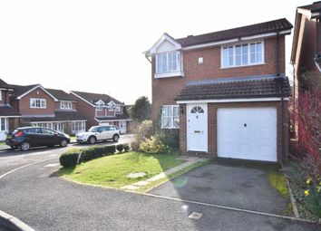 Thumbnail 3 bed detached house for sale in Field Farm Close, Stoke Gifford, Bristol