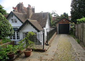 Thumbnail 2 bed semi-detached house to rent in Castle Street, Winchelsea