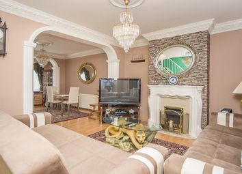 Thumbnail 3 bed terraced house for sale in Empire Avenue, London