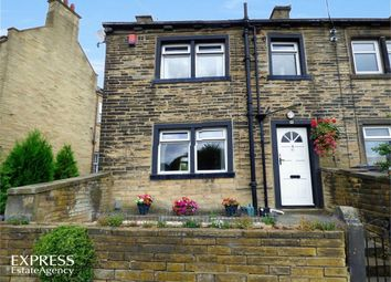 Thumbnail 2 bed cottage for sale in Hollybank Road, Bradford, West Yorkshire