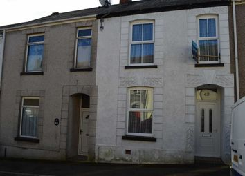Thumbnail 2 bedroom terraced house for sale in Cambridge Street, Swansea