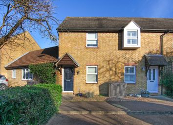 Thumbnail 2 bed terraced house for sale in Partridge Road, Hampton