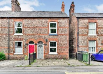 Thumbnail 2 bed end terrace house for sale in Brook Lane, Alderley Edge, Cheshire, Uk