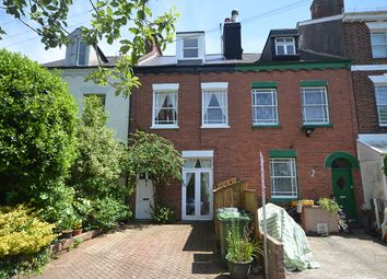 Thumbnail 4 bed town house for sale in Alexandra Terrace, Close To City Centre, Exeter