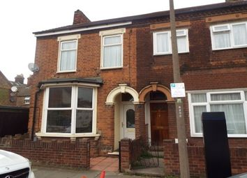 Thumbnail 3 bed property to rent in Victoria Road, Bedford