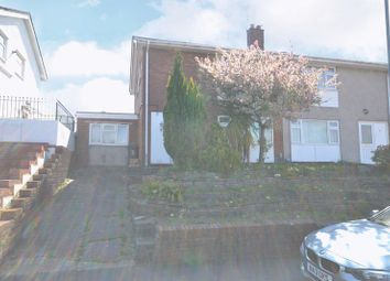 Thumbnail 3 bedroom semi-detached house to rent in Semi-Detached House, Aberthaw Circle, Newport