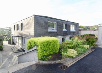 Thumbnail 2 bed flat for sale in Sea View Road, Falmouth