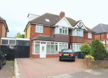 Thumbnail 4 bedroom semi-detached house for sale in Sandhurst Avenue, Hodge Hill, Birmingham