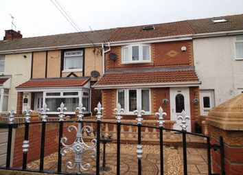 Thumbnail 3 bed terraced house for sale in Windsor Terrace, Horden, Peterlee