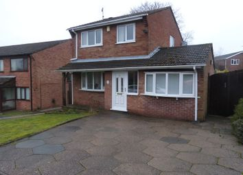 Thumbnail 3 bed detached house to rent in Asquith Close, Biddulph, Stoke-On-Trent
