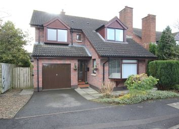 Thumbnail 4 bed detached house for sale in Sorrell Avenue, Newtownabbey