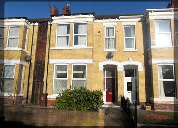 Thumbnail 1 bed flat to rent in Sunnybank, Hull