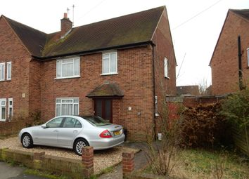 3 bed semi-detached house to rent in Peachey Lane, Uxbridge UB8