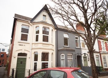 Thumbnail 2 bed end terrace house to rent in Pomeroy Street, Cardiff Bay, Cardiff