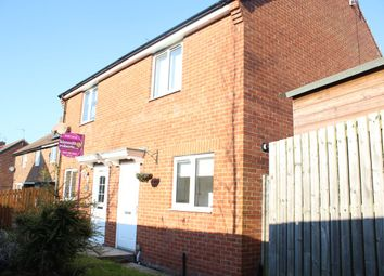 Thumbnail 2 bed semi-detached house to rent in Jarvis Road, Peterlee