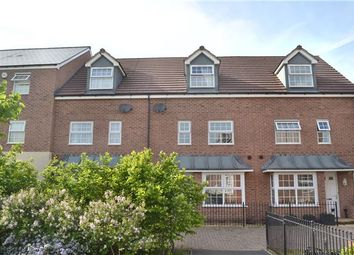 Thumbnail 4 bedroom terraced house for sale in Coningsby Walk, Thatcham Avenue Kingsway, Quedgeley, Gloucester