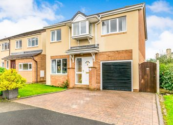 Thumbnail 4 bed detached house for sale in Moorland Rise, Meltham, Holmfirth
