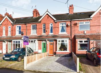 2 bed town house for sale in Cemetery Road, Weston, Crewe CW2