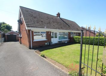 Thumbnail 3 bed semi-detached house for sale in Carolhill Road, Newtownabbey