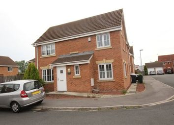 Thumbnail 4 bed detached house to rent in Abbots Mews, Selby