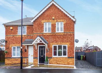 Thumbnail 3 bedroom semi-detached house for sale in Halesworth Drive, Sunderland