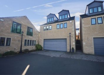 Thumbnail 4 bedroom detached house for sale in Greenhead Avenue, Huddersfield, West Yorkshire