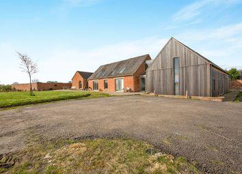 Thumbnail 7 bed barn conversion for sale in Ashbourne Road, Alkmonton, Ashbourne