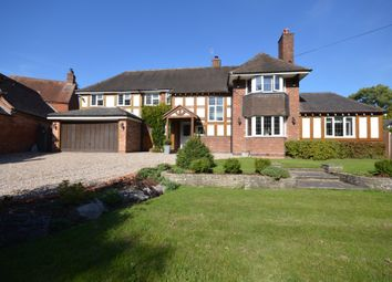 Thumbnail 4 bed detached house for sale in Tanners Green Lane, Wythall, Birmingham