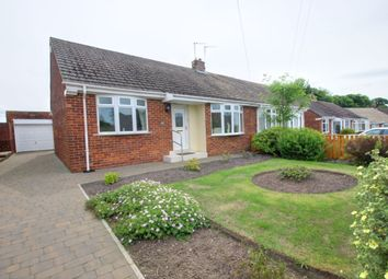 Thumbnail 2 bed bungalow for sale in Bradley Avenue, Houghton Le Spring