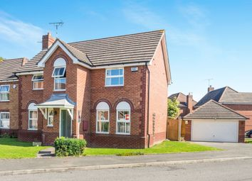 Thumbnail 4 bed detached house for sale in Wake Grove, Chase Meadow Square, Warwick