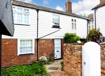 Thumbnail 1 bed cottage for sale in High Street, Tenterden, Kent