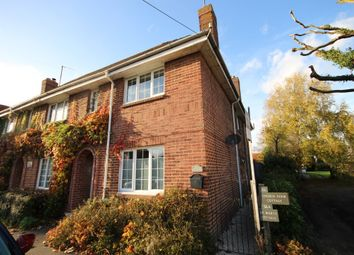 Thumbnail 3 bed semi-detached house for sale in The Villas, High Street, Long Wittenham, Abingdon