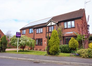 Thumbnail 4 bed detached house for sale in Hopgarth, Haxey, Doncaster