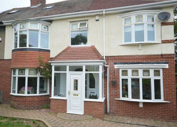 Thumbnail 4 bed semi-detached house to rent in Nilverton Avenue, Sunderland, Tyne And Wear