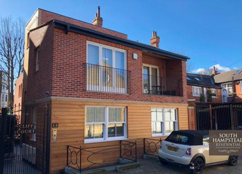 Thumbnail 3 bed terraced house to rent in West Cottages, West End Lane, West Hampstead