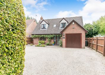 Thumbnail 4 bedroom detached house for sale in Hedingham Road, Gosfield, Halstead