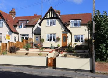 Thumbnail 3 bedroom detached house for sale in Garrison Lane, Felixstowe