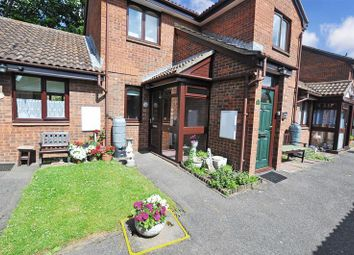 Thumbnail 2 bed flat for sale in Warblers Close, Strood