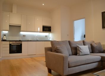 Thumbnail 1 bed flat to rent in Scarbrook Road, Croydon