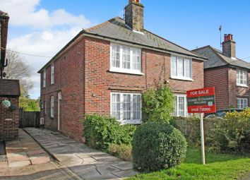 Thumbnail 3 bed semi-detached house for sale in Tower Close, Liphook