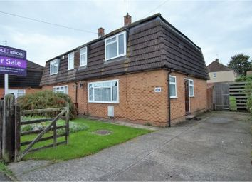 Thumbnail 4 bed semi-detached house for sale in Marissal Road, Henbury