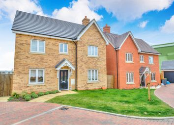 Thumbnail 3 bed detached house for sale in Radcliffe Mews, New Cardington, Bedford