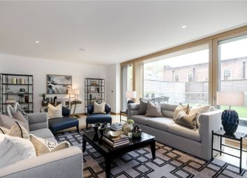 Thumbnail 3 bedroom flat for sale in Vicarage Gate, London