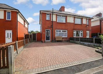 Thumbnail 3 bed semi-detached house for sale in Broomfield Road, Standish, Wigan